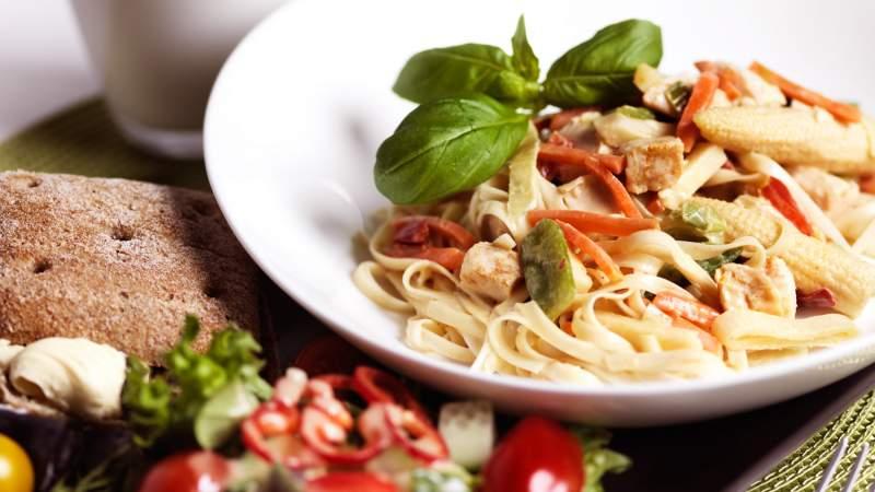 Sydänmerkki-ateria Gastro-messuilla